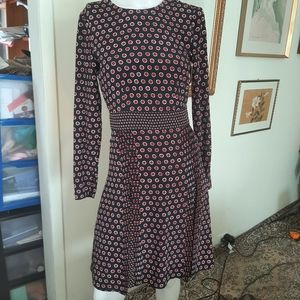 Burberry Domenica Silk Dress